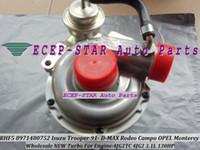 RHF5 8971480752 Turbo Turbocompresseur Fit Pour ISUZU Trooper D-MAX Rodéo Campo OPEL Monterey 4JG2TC 4JG2 3.1L 130HP