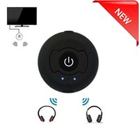 Al por mayor-YANHUO Multi-punto Wireless Audio Transmisor Bluetooth Music Stereo Dongle Adapter para TV Smart PC MP3 MP H-366T Bluetooth 4.0