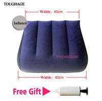 섹스 가구 풍선 성적 위치 소파 섹스 트라이앵글 쿠션 베개 마법의 삼각 베개 무료 선물 펌프