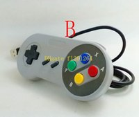 200pcs lot Classic USB Controller PC Controllers Gamepad Joy...