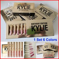 Kylie Jenner Lip Gloss Lord Metal Gold Limited Edition Birth...