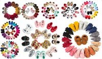 (300 styles for choose)Wholesale Soft sole Baby Shoes Baby M...