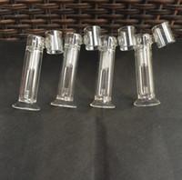parte di vetro per il vaporizzatore di cera di vetro di ricambio Dabber Device portatile dab rig per impianti petroliferi di erbe nave libera
