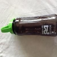 جديد هرباليفي نيوتريشن - زجاجة ماء 2000 مل - أخضر أسود