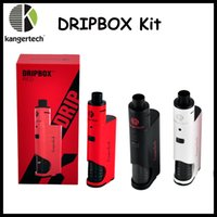 2016 new Clone Dripbox 60W E cigarette Starter Kit 7ml Subdr...