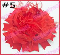 free shipping 30pcs 6' ' over the top bows for hair...