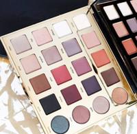 Ojos de alta calidad Cosmetics Pro Eye Shadow Paleta 20 Color Amazonia Clay Matte Presionado Sombreado de ojos Polvo Paletas de maquillaje gratis E-Packet Ship
