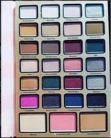 Neueste Boss Lady Beauty Agenda Lidschatten lassen Sie nicht heute eine Verschwendung von Make-up sein Wasserdichte Matte 27 Farbe Lidschatten-Palette hohe Qualität DHL