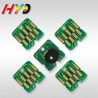 DHL / FEDEX libre: 100 pedazos / porción, T7411 T7412 T7413 chip de reemplazo T7414 para Epson surecolor F6070 F6000 F7000 F7170 F6200 F7200 F9200 Sub