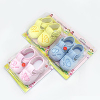 Baby Girl Shoes Lovely Baby Shoes Toddler Unisex Soft Sole antideslizante Niños niña bebé infantil Zapatos First Walkers Prewalker