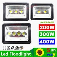 led floodlights 150w 100w 200w 300w 400w LED Floodlight Outd...