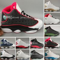 Cheap New Retro 13 OG Black Cat Basketball Shoes 3M Reflect ...