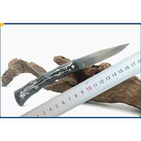 Fabbrica Direct Ghillie EDC Pocket Pieghevole Blad Blad Coltello da frutto ABS Handl Mini coltelli sopravvivenza