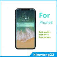 Pour Iphone 8 Iphone8 Top Qualité Meilleur prix en verre trempé Protecteur d'écran 2.5D tout en stock