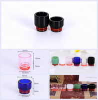 Pyrex Glass Drip Tip 810 Premium Glass Drip Tips 6 Colors Lo...
