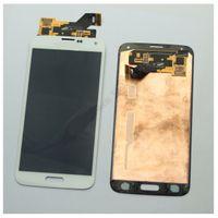 Pantalla LCD Pantalla táctil digitalizador para Samsung GALAXY S5 NEO SM-G903F Blanco