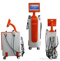Le corps anti-vieillissement de vente chaude multipolaire de la cavitation rf RF3.6 de salon de beauté amincissant la machine de beauté pour la réduction de graisse