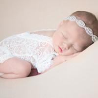 Moda Romper Do Bebê Recém-nascido Do Bebê Lace Petti Romper Infantil Menina Macacão Criança Aniversário Outfit Roupa Do Bebê