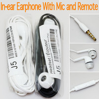 Earphone In- Ear Headset Stereo with Mic and Remote Headphone...