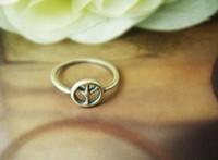 Anillos de apilamiento chapados en oro real de clase alta anillo de final abierto fiesta de moda apilamiento para mujeres