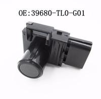 Pare-chocs 1pair PDC Capteur de stationnement 39680-TL0-G01 39680TLG01 Capteur à ultrasons pour Honda Accord pilote Spirior Pièces d'auto