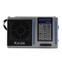 2016 neue Mini Radio Station AM FM 2 Band Tragbare Pocket Radio Analog Mini Broadcasting mit Eingebautem Lautsprecher