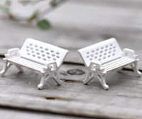 Crafts 30pcs Modern Park Benches Miniature Fairy Garden Mini...