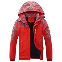 2017 Autumn Fashion Kids Outdoor Waterproof Mountain Climbin...
