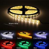 LED Strip 5050 DC12V 60LEDS / M 5M / PARTE FLEXIBEL LED LICHT RGB 5050 LED Strip 150 Meter door DHL