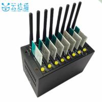 SIM POOL SMS Gateway Modem wavecom q2303 originale 8 porte supportano sms alla rinfusa che inviano il sistema di ricarica mobile