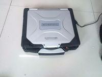 Super Samochód Diagnostyczny Narzędzie Laptop Toughbook CF30 CF-30 RAM 4G HDD Seond Ręka Ręka MB Star C4 C5 BMW ICOM
