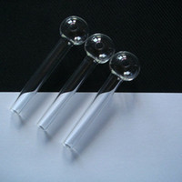 glass pipe clear glass oil burner glass tube glass pipe oil ...