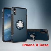 2017 New Hybrid Armor Case for iPhone X 8Cell Phone Shockpro...