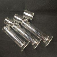 Replacement Pyrex glass water pipe glass bong for dabbing nail Wax Dry Herb Vaporizer pen portable vapor