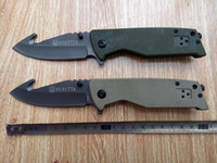 Drop shipping X23 Survival Flipper Folding Blade Knife 440C ...