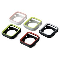 Case Cover For Apple Watch iWatch 38mm 42mm Smart Watch Anti...