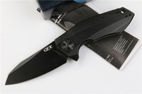 Newer recommended Zero tolerance ZT0456 Black titanium foldi...
