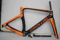 2016 برتقالي أسود cipollini NK1K الكربون الطريق الإطار t1000 الكربون الطريق دراجة الإطار كاربو carbono أكثر 8 ألوان ، شحن مجاني