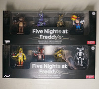 Five Nights At Freddys Action Figures Fnaf 5cm Toys Christma...