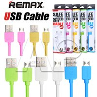 Remax High Speed Micro USB Cables Fast Charging Data Line Sy...