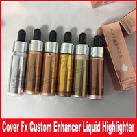 Newest Glow COVER FX Enhancer drops face liquid highlighter ...