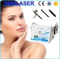 Hydro peel hydra facial dermabrasion spa equipment / Hydra facial peeling machine / Diamondmicrodermabrasion cuidado facial