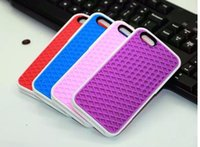 3D Van Waffle Soft silicone Case for iPhone 4 4s 5 5g 5s 6s ...