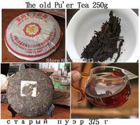 Satış pu er çay, 357g eski puer çay, ansestor antik, bal tatlı ,, donuk kırmızı Puerh çay toptan freeshipping