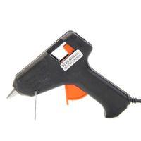 20 W Pistola de Cola Profissional Ferramenta de Reparo de Alta Temperatura de silício hot melt pistola de cola ferramentas de poder EUA Plug Frete Grátis