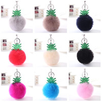 High quality Creative Christmas tree plush keychain accessor...
