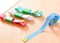 Professioテープメジャーの卸売測定テープメジャーミシンの格納式テープ優れた品質調整テープ対策ギフト