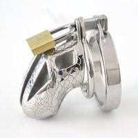 2016 Small Chastity Device Metal Chastity Cage Stainless Ste...