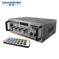 Freeshipping Hallo Fi Splitter 12 V DC5A / 220 V CD MP3 Radio Auto Auto Motor Boot Home Audio Stereo Bass Lautsprecher VERSTÄRKER