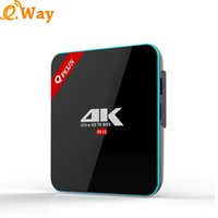 2017 Newest Q Plus Android TV Box 2G+ 16G 3G+ 32G S912 TV Box ...
